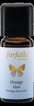 Orangesüssbio -10ml - FARFALLA