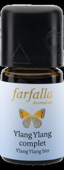 Ylang Ylang Complet bio Grand Cru - 5ml - FARFALLA