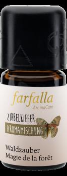 beschützt sein - Zirbelkiefer - Waldzauber Aromamischung - 5ml - FARFALLA
