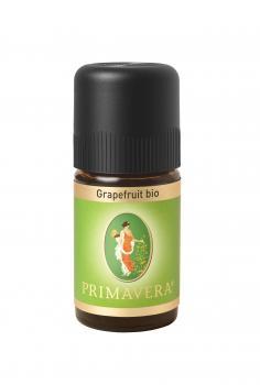 Grapefruit bio - 5ml - PRIMAVERA