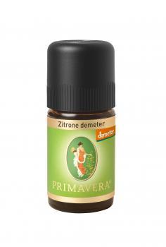 Zitrone demeter - 5ml - PRIMAVERA