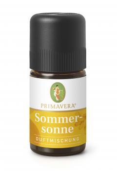 Sommersonne Duftmischung - 5ml - PRIMAVERA