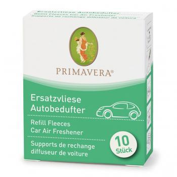 Ersatzvliese AutoBedufter 10 Stck. - PRIMAVERA