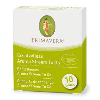 Ersatzvliese Aroma Stream To Go - 10 Stück - PRIMAVERA