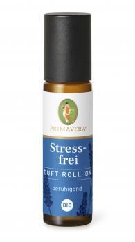 Stressfrei Duft Roll-On bio - 10ml - PRIMAVERA