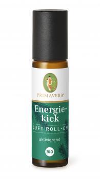 Energiekick Duft Roll-On bio - 10ml - PRIMAVERA