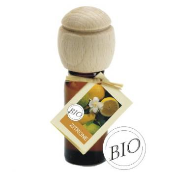 Zitrone - bio - 10ml - TRAUMDUFT