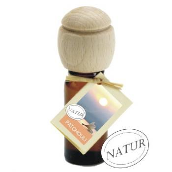Patchouli - natur - 10ml - TRAUMDUFT
